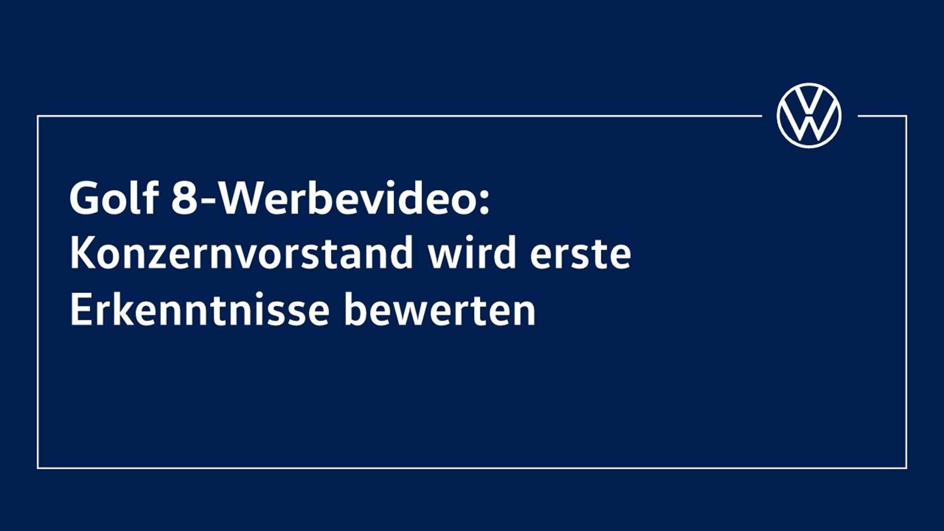 RASSISTISCHER WERBECLIP VON VW